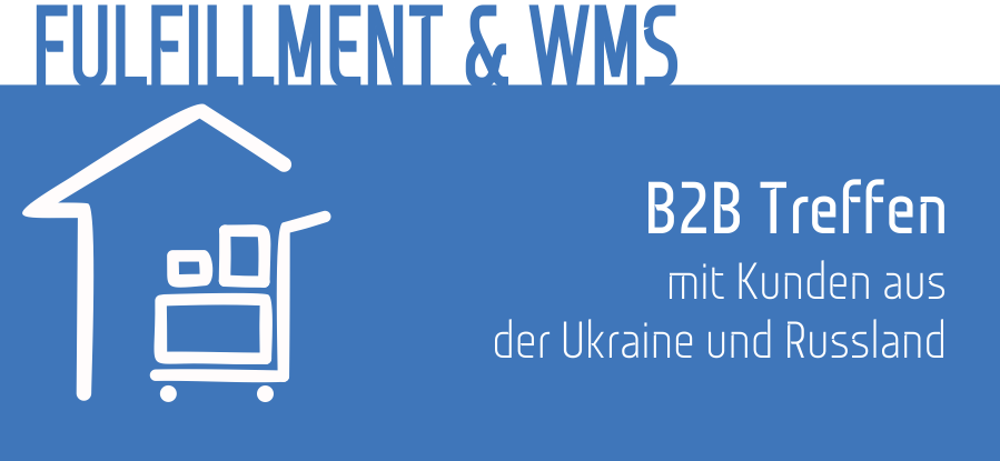 Fulfillment für Ukraine